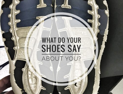 WHEN SHOULD I REPLACE MY RUNNING SHOES