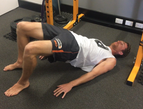 Correct Cues for the Glute Bridge